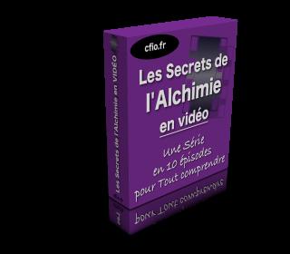 Secrets d'alchimie en vidéo