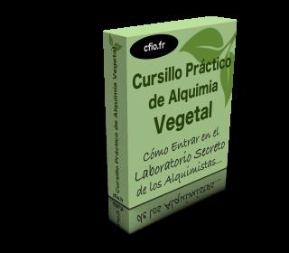 Cursillo Práctico de Alquimia Vegetal - cfio